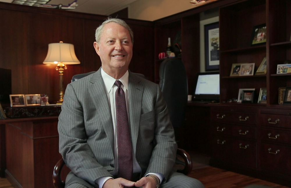 Alan Graf, CFO/VP FedEx Corp.