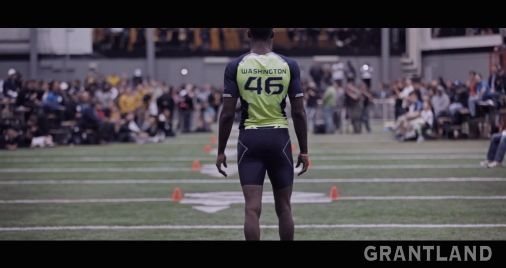 ESPN/Grantland  -  Pro Day: L'Damian Washington