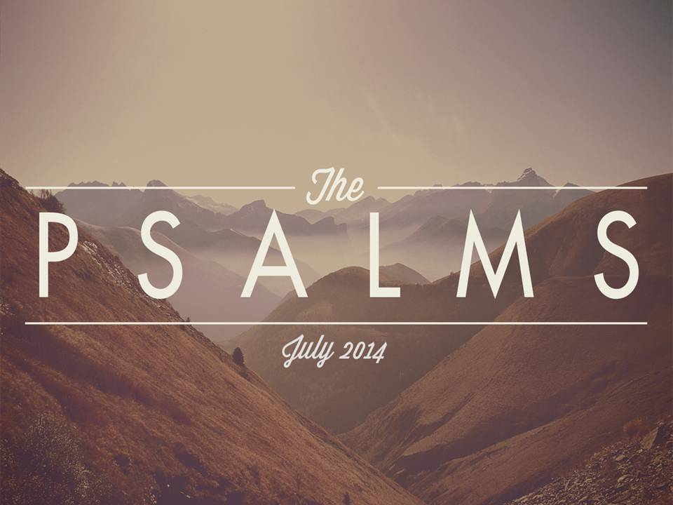 Select Psalms from Guest Speakers