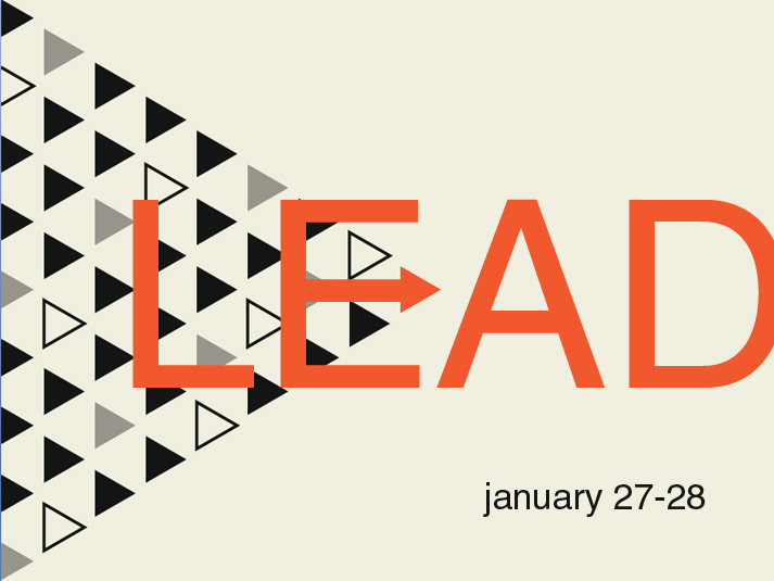 CONFERENCE: LEAD - A Series on Leadership
