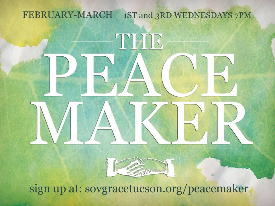 2015, THE PEACE MAKER