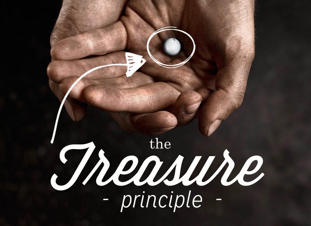 2014, THE TREASURE PRINCIPLE