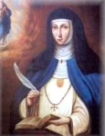 Venerable María de Agreda