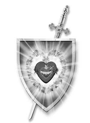 Escudo Y Unción De San Miguel Ministerios Del Amor Santo