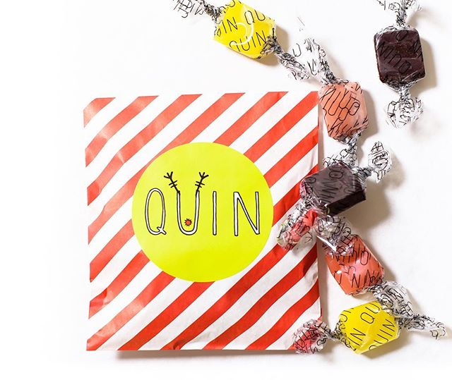 'Tis the Season for Stocking Stuffers! Stop by our @unionwaypdx shop or order online (by the 15th) to delight both young and old with six pieces of handmade candy AND our coveted holiday activity sheet. #candyismagic