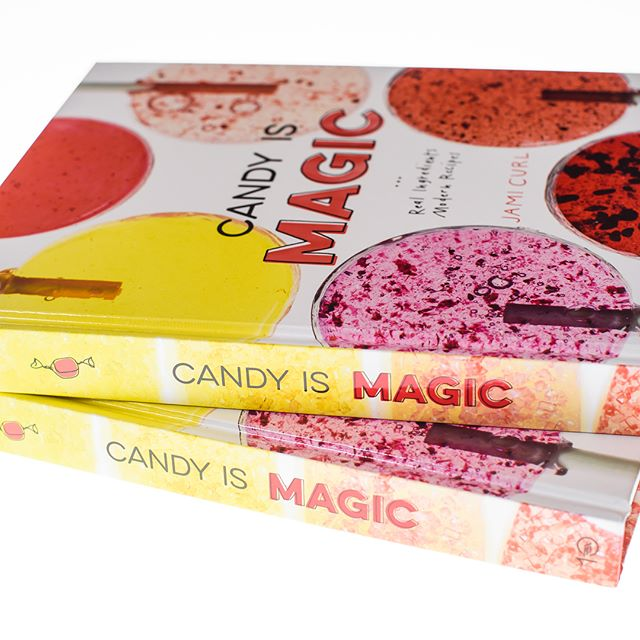 Candy-related holiday shopping idea: Candy is Magic! We have signed copies at our @unionwaypdx shop - just $28 PLUS you can pair it with your choice of candy - and the candy is on us! #candyismagic