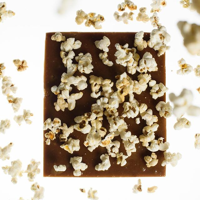 POPCORN CARAMEL! Just one of the many crazy delicious treats included in our Easter collection - psst: the whole collection is on sale! Click link in bio. #candyismagic