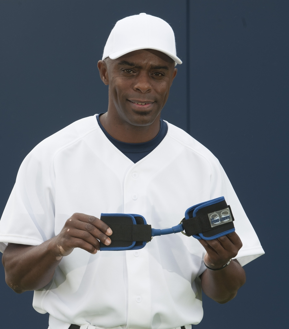 Delino Deshields, Sr. 13 year MLB Star and current manager of the Pensacola Blue Wahoos (AA affiliate of the Cincinnati Reds)