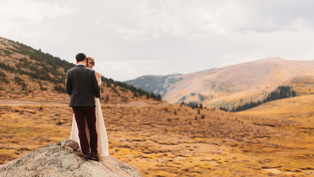 rocky mountain destination wedding photographer colorado