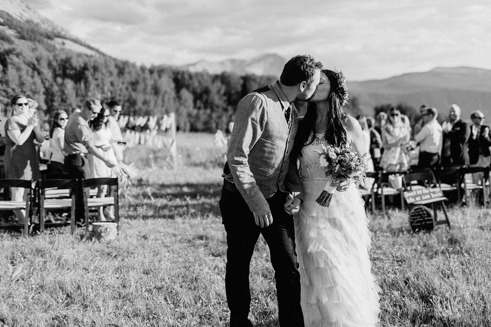 crested butte wedding photographer destination rocky mountains