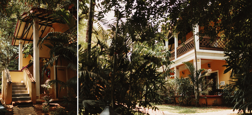 house in the jungle goa india