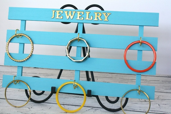 Jewelry Holder Organizer DIY