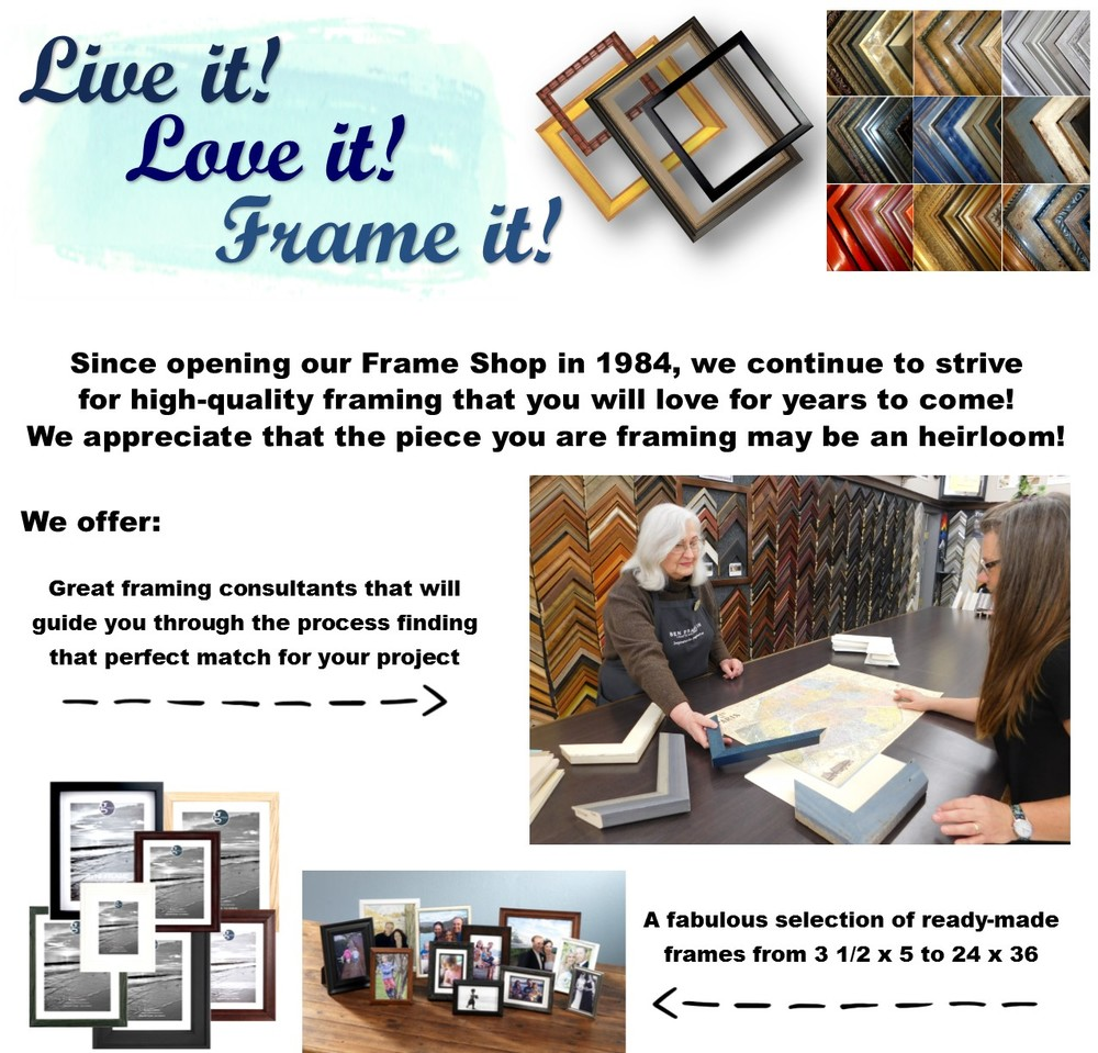 FRAMES — Ben Franklin Crafts & Frames
