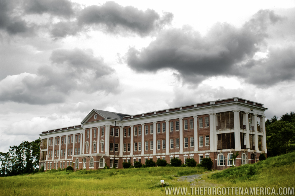 The Dejarnette Sanitorium Staunton Virginia The Forgotten America