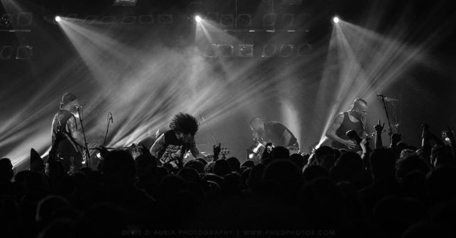 @killswitchengage Sold out show at @starlandballroom #killswitchengage #starlandballroom #metal #nikon #blackandwhite #music #livemusic #musicphotography #lights #soldout #allaccess