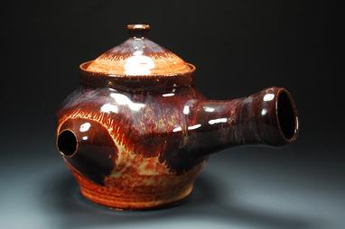 $50.00 - Teapot - 4godceramics.com