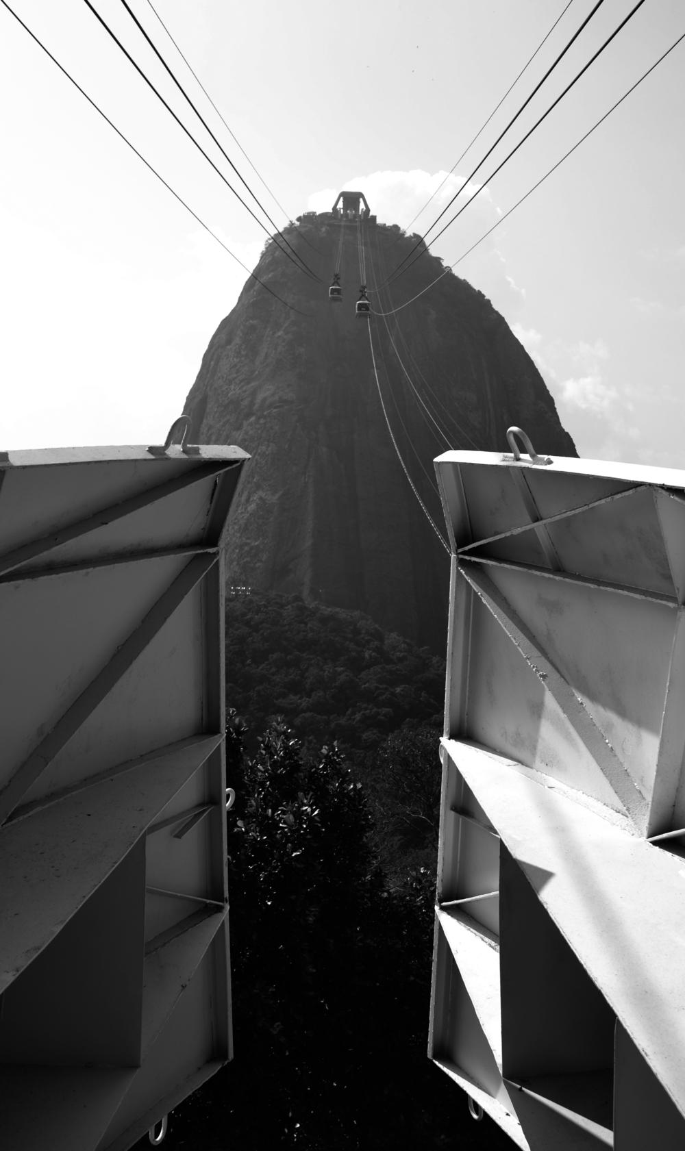 Sugarloaf at Copacabana