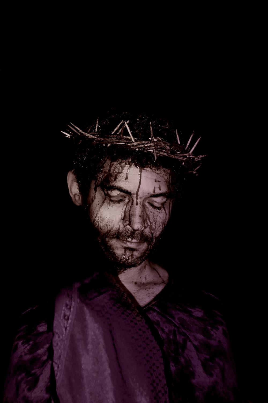 Savior , Digital Photograph, Jordan Hainsey, 2013