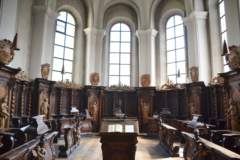 Metten Abbey Choir