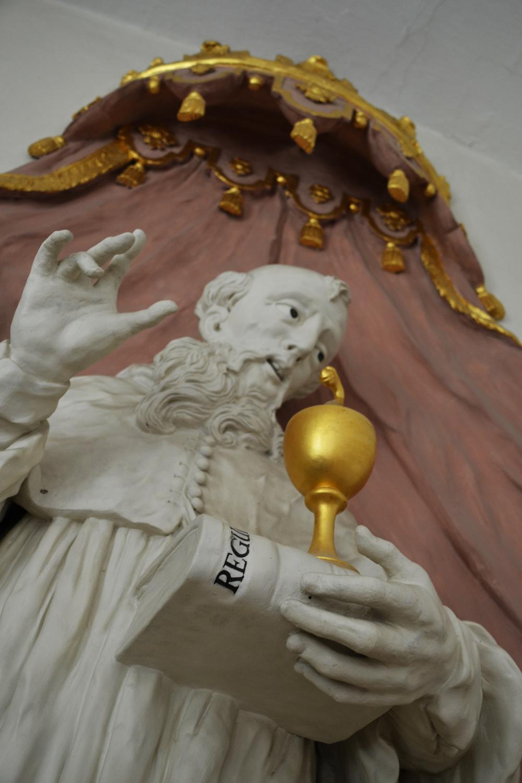 Metten Abbey, Saint Benedict