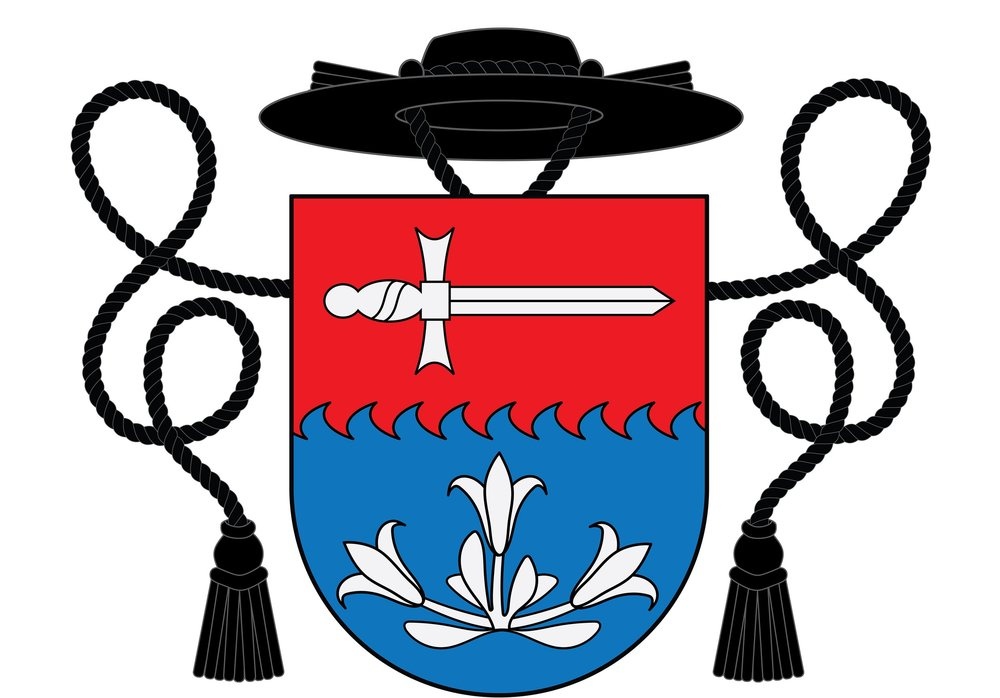 Coat of Arms for Fr. Joey Shelton