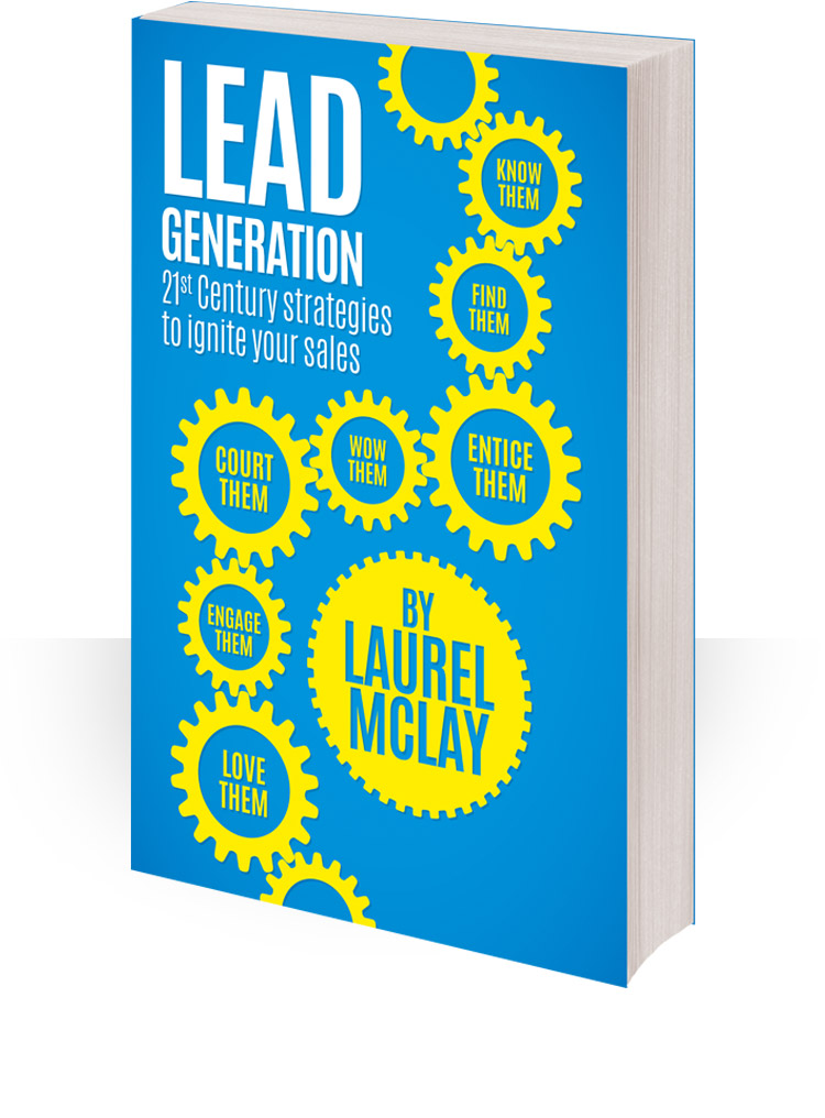My first book, Lead Generation - 21st century strategies to ignite your success, is now available for purchase! It's all about mastering the essential skills of lead generation and never again having a shortage of prospects. Learn simple frameworks to amplify your pipeline and increase revenue. Not only will you feel increased confidence in your business, but you will significantly eliminate the time you spend worrying about your cashflow. $US20 per copy, please click here to purchase your copy!
