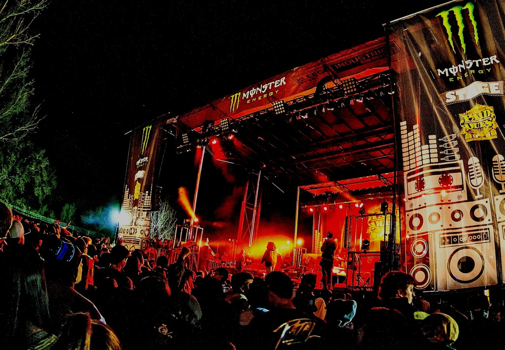 Rock The Bells 2012