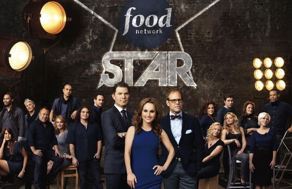 Food network celebrity stage cne
