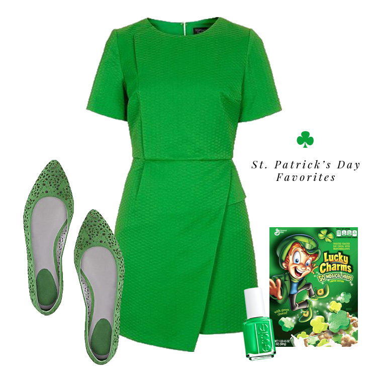 St. Patrick's Day Favorites