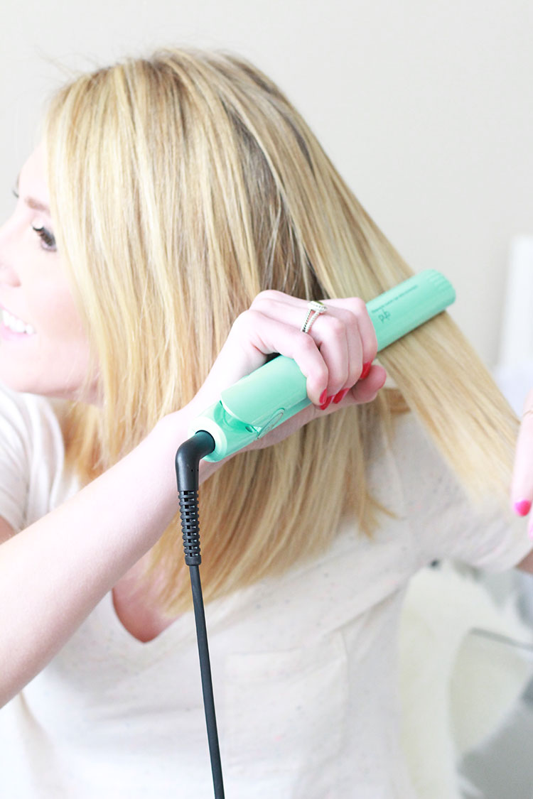 GHD Hair Straightener | Let It Be Beautiful