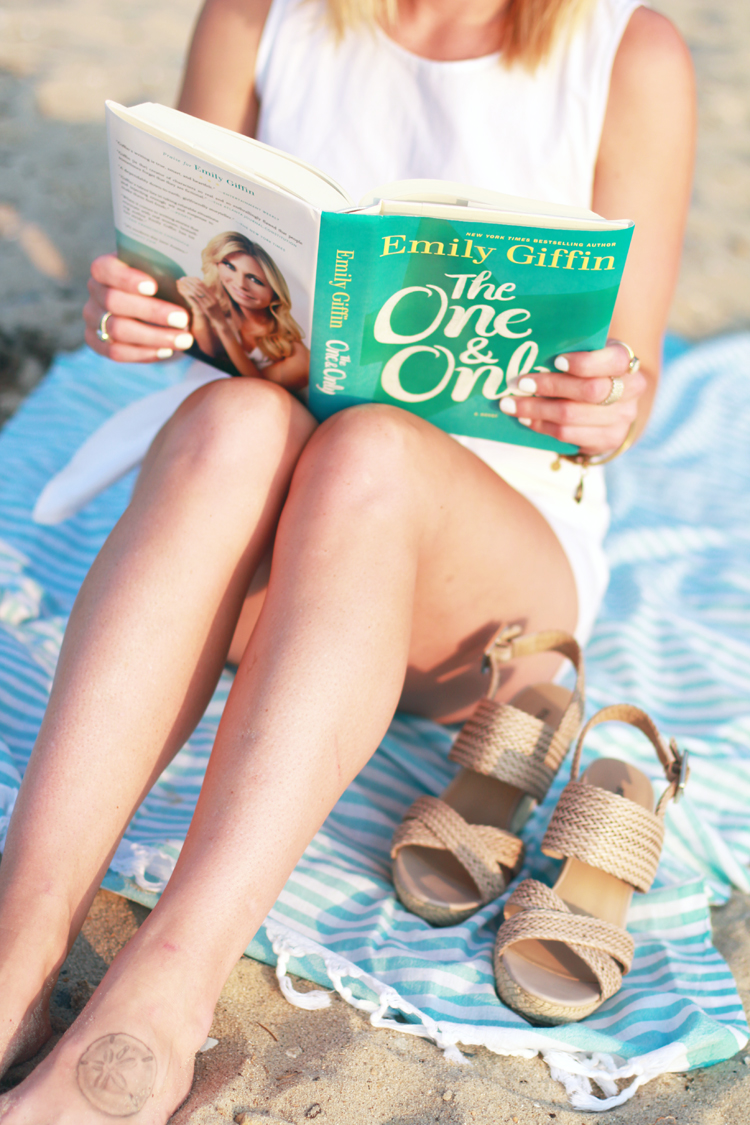 The One & Only Book by Emily Giffin
