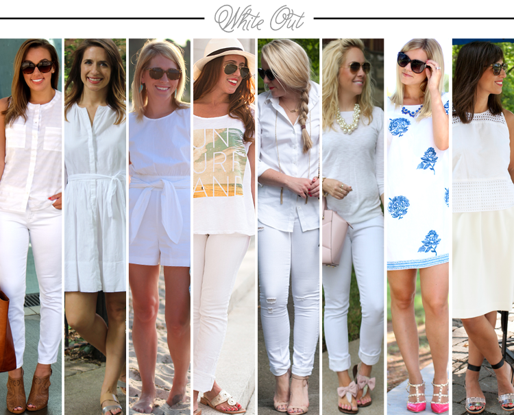 Bloggers Who Budget: White Out