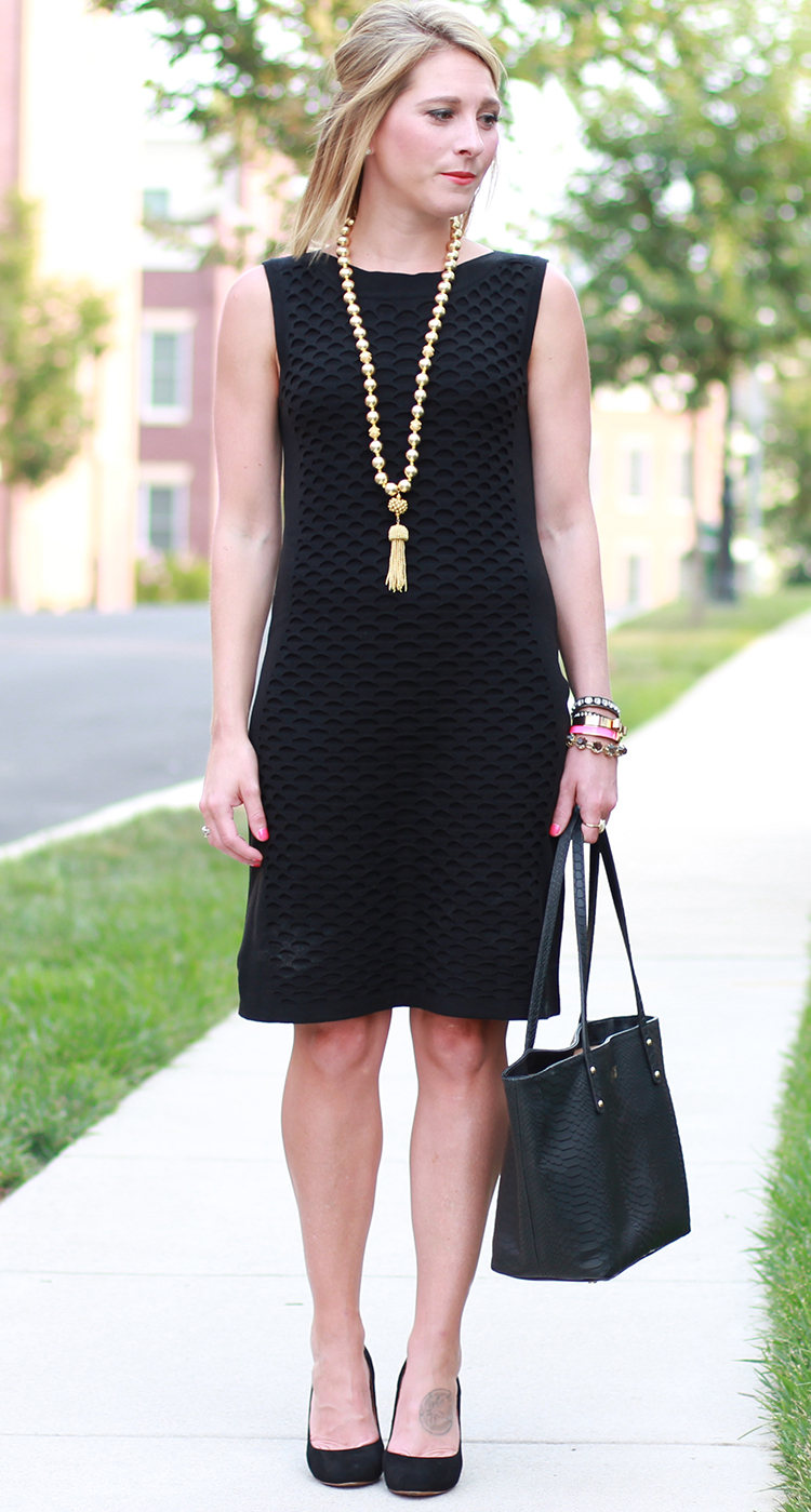 Cotton Black Dress, Little Black Dress, Girls Night Out