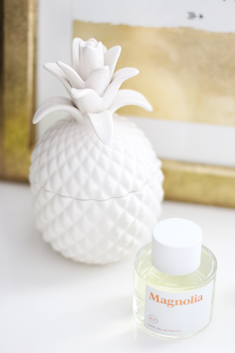 Pineapple Jar & Perfume