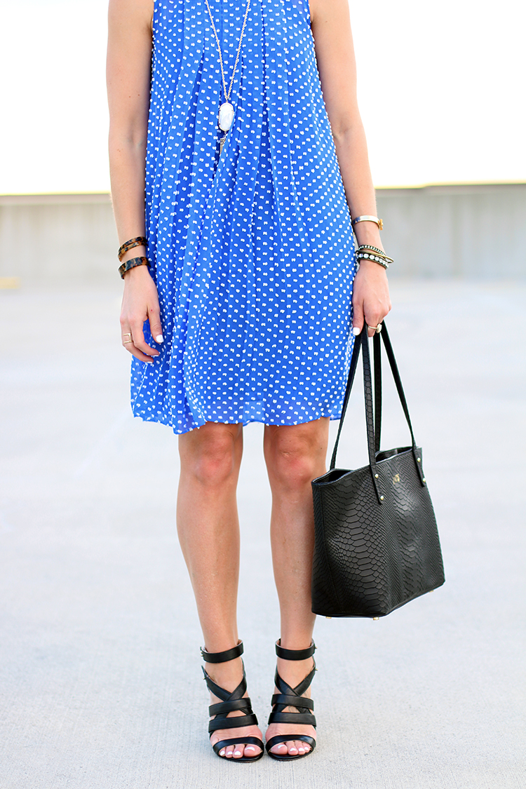 Cobalt Blue Dress, Anthropologie Dress, Wedding Guest for Less, Wedding Guest Outfit Idea