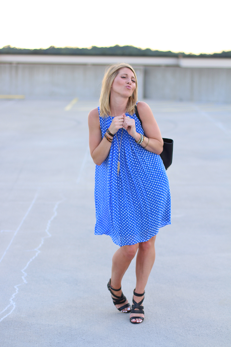 Blowing Kisses, Cobalt Blue Dress, Anthropologie Dress, Wedding Guest for Less