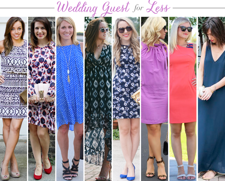 Bloggers Who Budget: Wedding Guest For Less