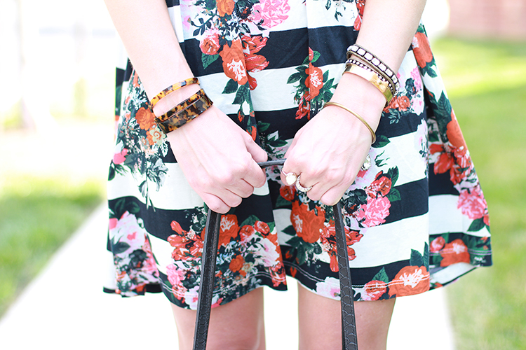 Dainty Accessories, Tortoise Shell Bracelets, Loren Hope Jewelry