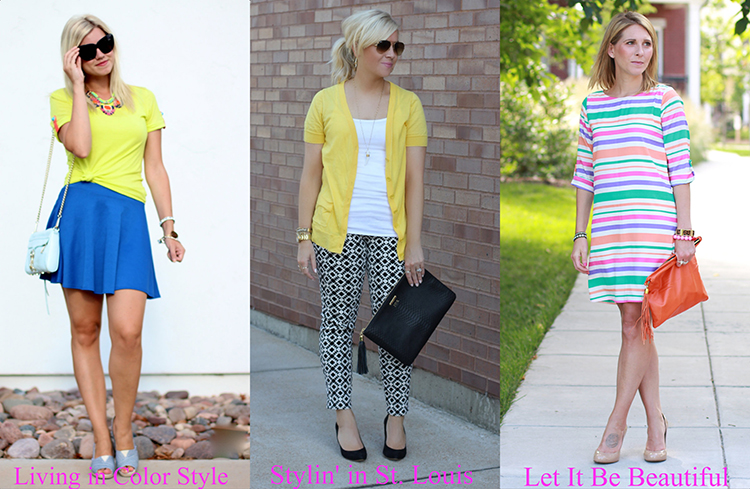 Trend Spin Link-Up: Color Wheel