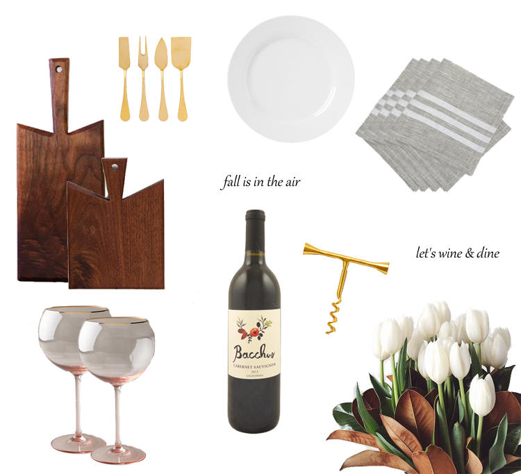 Fall Entertaining Essentials