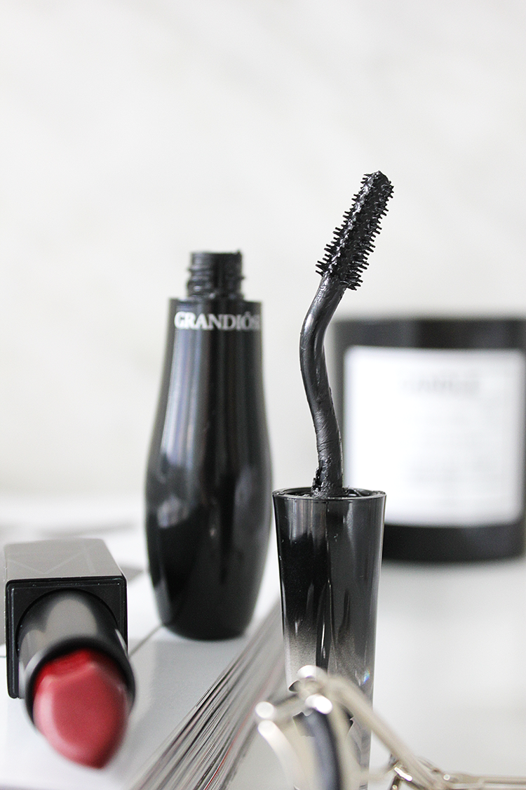 lancome grandiose mascara review, beauty review