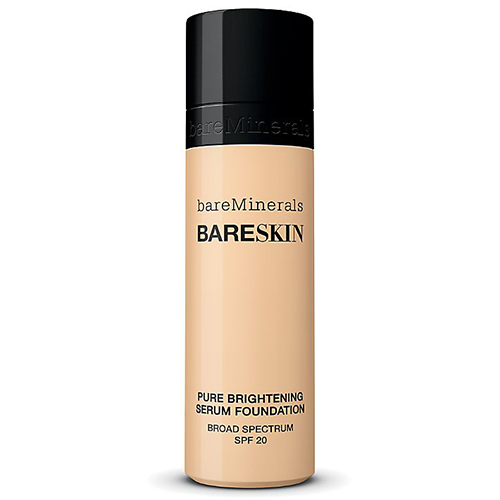 bareMinerals bareSkin® Pure Brightening Serum Foundation - Bare Linen 03