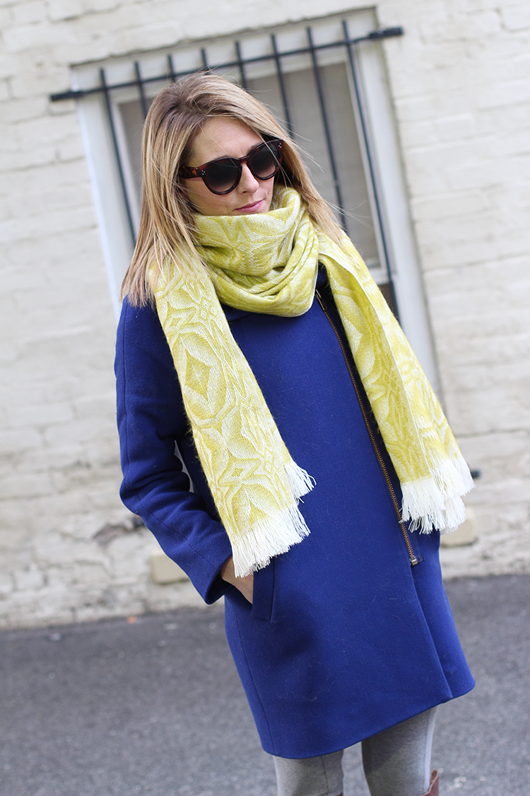 Fun Winter Outfit, Winter Coat, Winter Brights