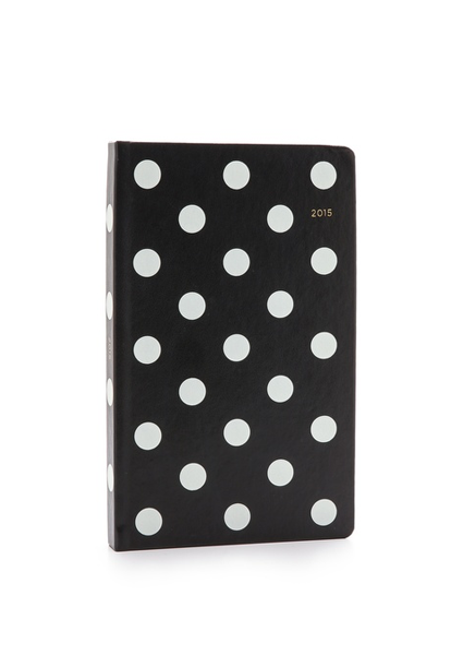 Kate Spade New York Deco Dot 12 Month Agenda