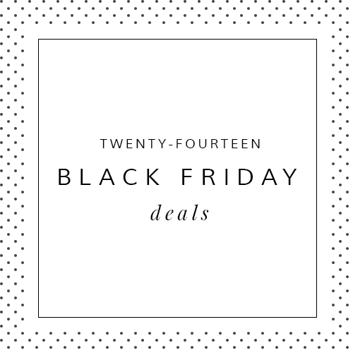 Best Black Friday Deals 2014