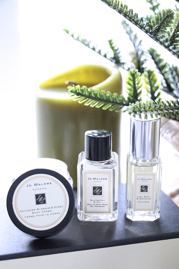 Jo Malone Holiday 2014, Jo Malone Christmas Cracker Review, Jo Malone Stocking Stuffer