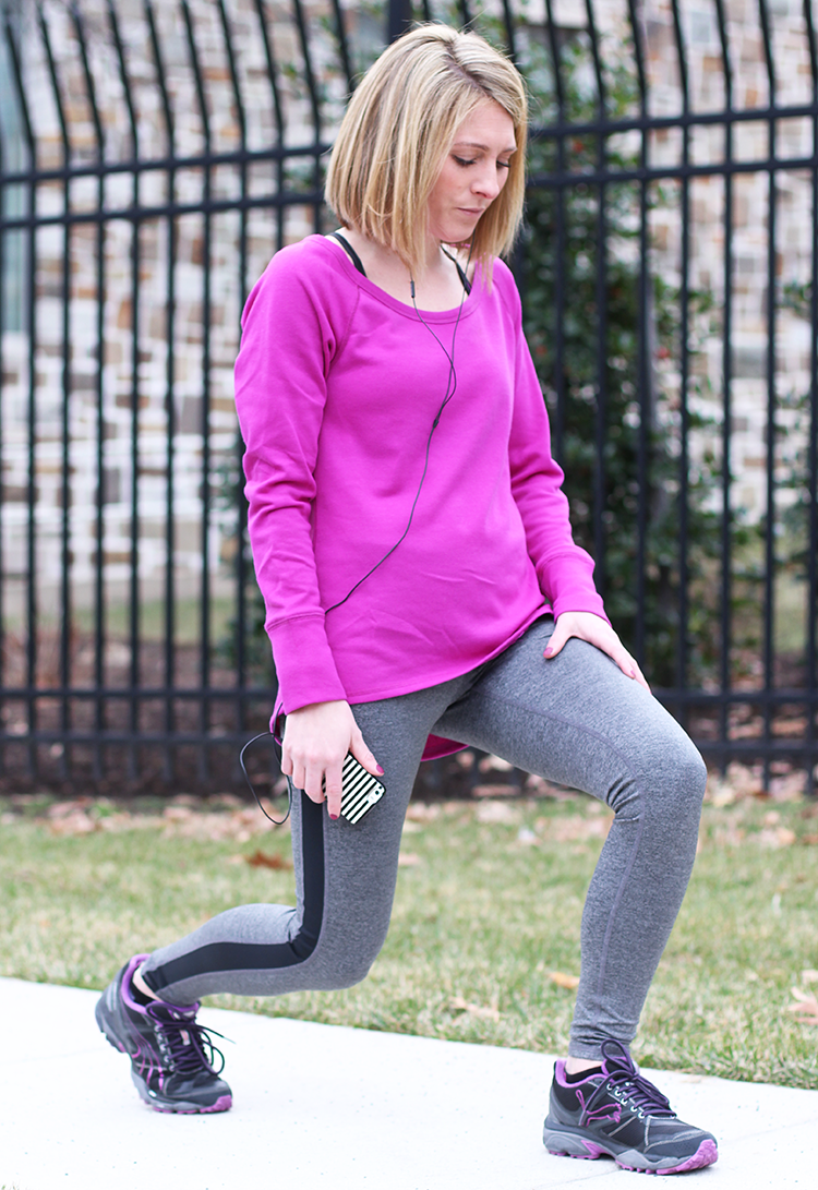 Easy Workout Outfit, Target C9