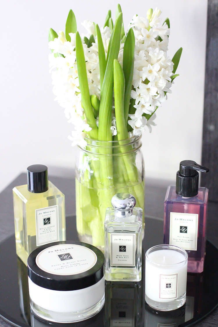 Sunday Pamper Session With Jo Malone, Jo Malone Bath Essentials