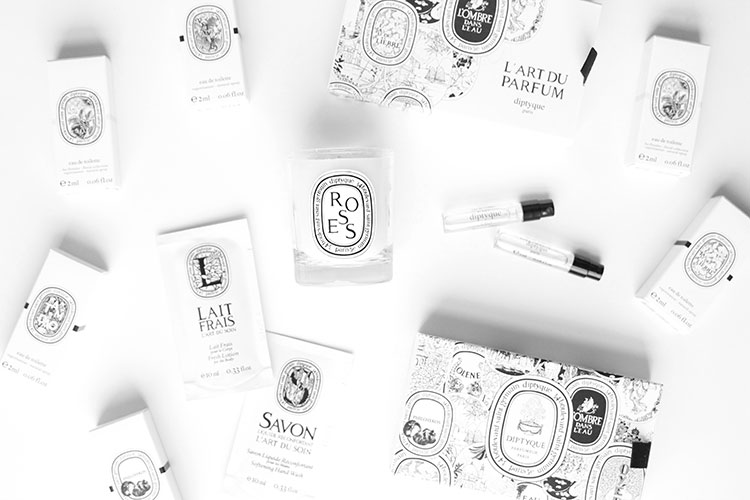 Pretty Diptyque Products