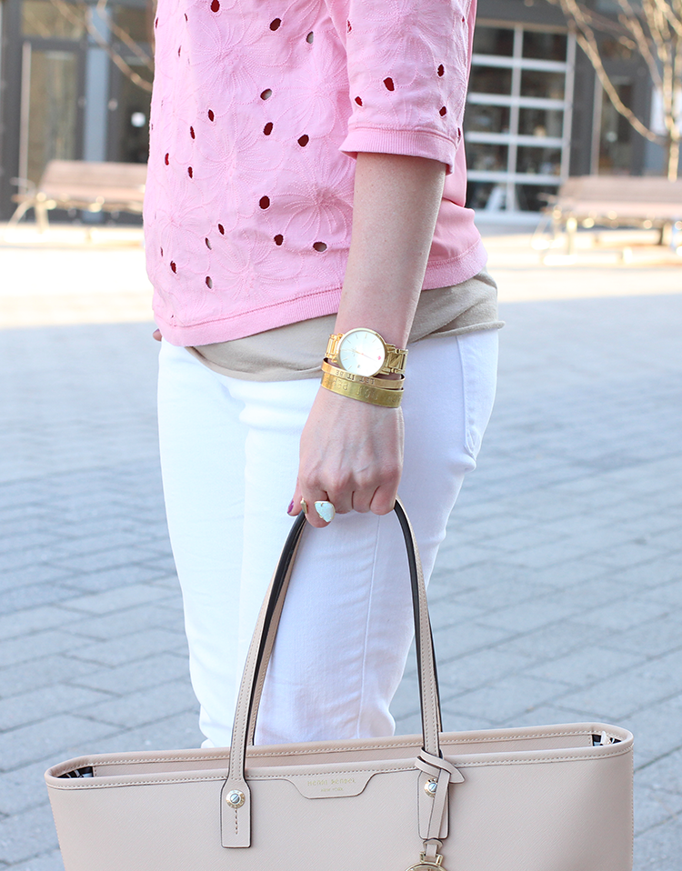 Simple Spring Outfit Idea